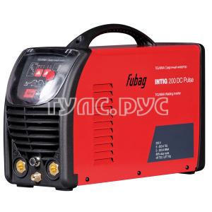 Инвертор сварочный INTIG 200 DC PULSE + горелка FB TIG 26 5P 4m (38459)