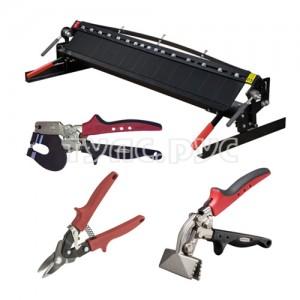 Комплект инструмента для колпаков, металлокаcсет, тип 3