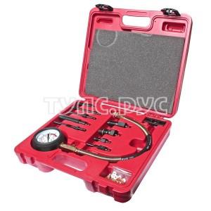 Компрессометр для дизельных двигателей с набором адаптеров JTC /1/6 JTC-1364
