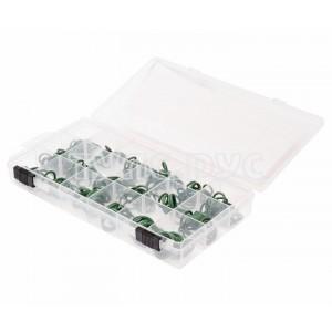 Набор уплотнительных колец для систем кондиционирования с хладагентами R-12/R-134, 270шт (в боксе) JTC /1/50 JTC-2020A