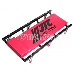 Лежак ремонтный усиленной конструкции на колесах (930x440x105мм) JTC /1 JTC-3105