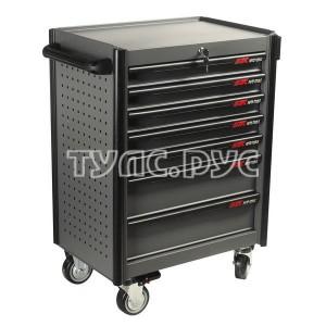 Тележка инструментальная (4 секции) в комплекте с набором инструментов (279 предметов) JTC /1 JTC-5021+279