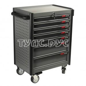 Тележка инструментальная JTC-5021 (7 секций) в комплекте с набором инструментов (344 предмета) JTC /1 JTC-5021+344