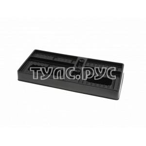 Ложемент для набора вставок бит 1044CQ, PVC KING TONY 84104410B