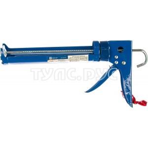 Полукорпусной пистолет для герметика КОБАЛЬТ 244-018