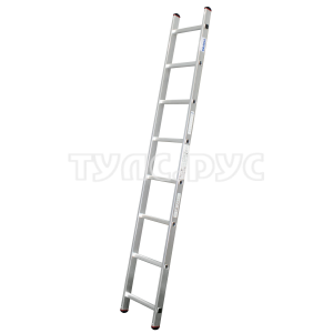 Приставная лестница 8 ступенек Krause Corda 010087