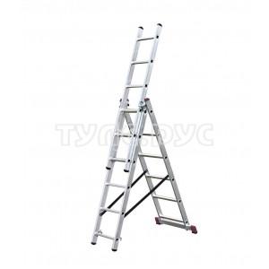 Универсальная алюминиевая лестница 3х6 Krause Corda 010360