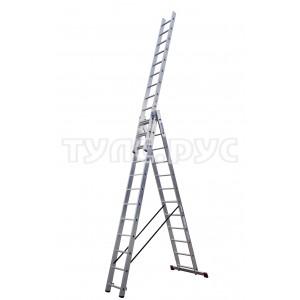 Универсальная лестница 3х12 Krause Corda 010445