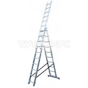 Универсальная лестница с дополнительной функцией 3х10 Krause Corda 013408