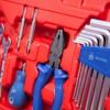 Набор инструментов универсальный, 72 предмета МАСТАК 0-072C
