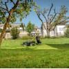 Аккумуляторная газонокосилка Metabo RM 36-18 LTX BL 46 601606650