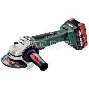 Аккумуляторная угловая шлифмашина Metabo WB 18 LTX BL 125 Quick 613077810