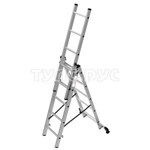 Олимп Лестница трехсекционная 3x5 1230305A