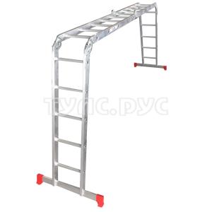Олимп Четырёхсекционная лестница-трансформер 4х5 2320405A