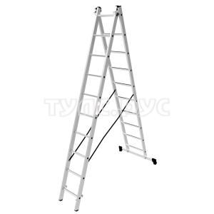 Олимп Лестница двухсекционная 2x11 1220211A