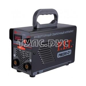 Сварочный инвертор P.I.T. IGBT 200 А,ПВ-60 PMI200-D1