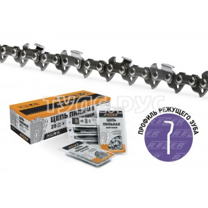 Цепи для универсального применения Rezer PS-9-1,3-56 03.015.00064