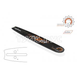 Сварная многослойная направляющая шина  для цепных пил Rezer 383 L 8 B 03.016.00004