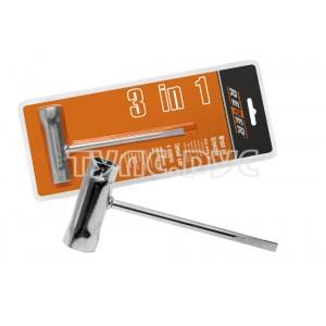 Ключ-отвертка Rezer 1721-152 для цепных пил 03.011.00013