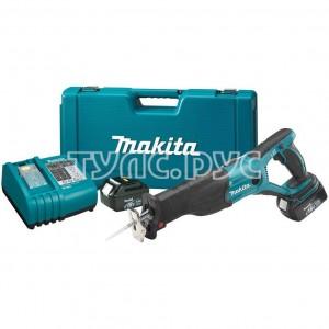 Пила электрическая лезвийная аккумуляторная MAKITA DJR181RFE