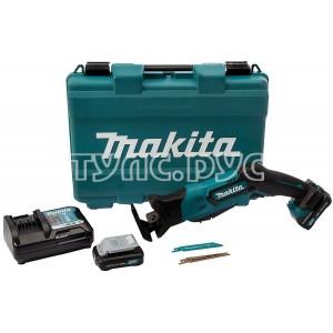 Пила электрическая лезвийная аккумуляторная MAKITA JR105DWAE
