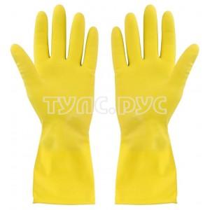 Хозяйственные резиновые перчатки, размер M