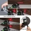 Уровень лазерный DEKO 2-D Level Pro.