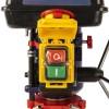 Станок сверлильный ПУЛЬСАР СС 400 (400Вт, 13мм, 5 скоростей, 580-2650 об/мин, 16 кг) + тиски 791-394