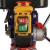 Станок сверлильный ПУЛЬСАР СС 600 (600Вт, 16мм, 12 скоростей, 220-2450 об/мин, 31 кг) + тиски 791-417
