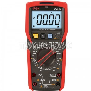 Цифровой мультиметр RGK DM-20 776455