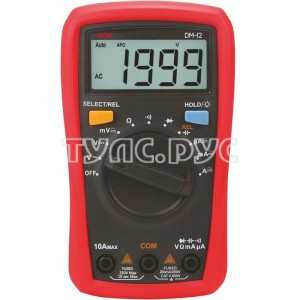 Цифровой мультиметр RGK DM-12 776561